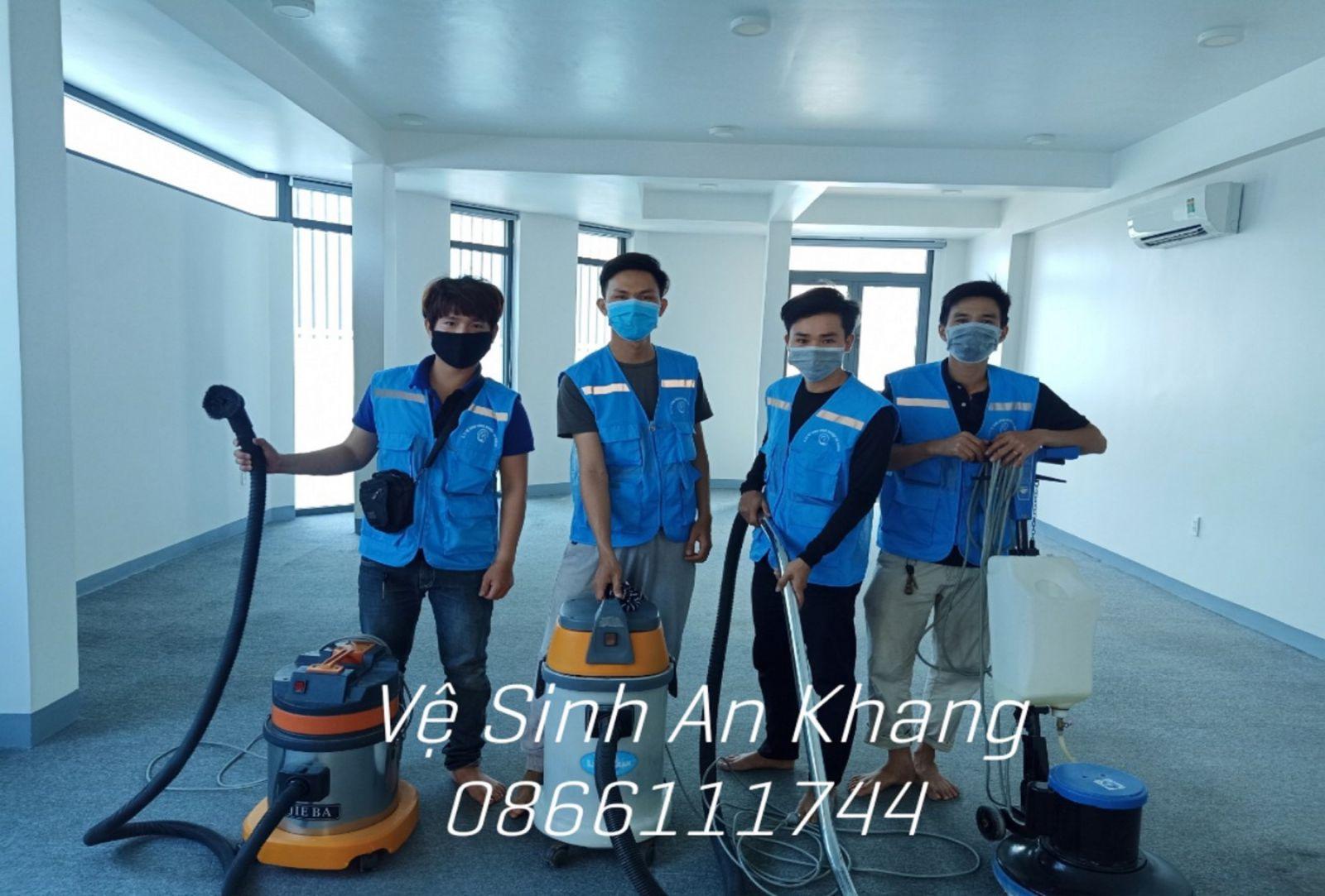 công ty vệ sinh An khang
